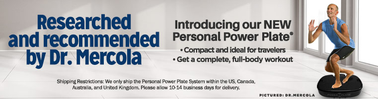 Power Plate Special Offer
