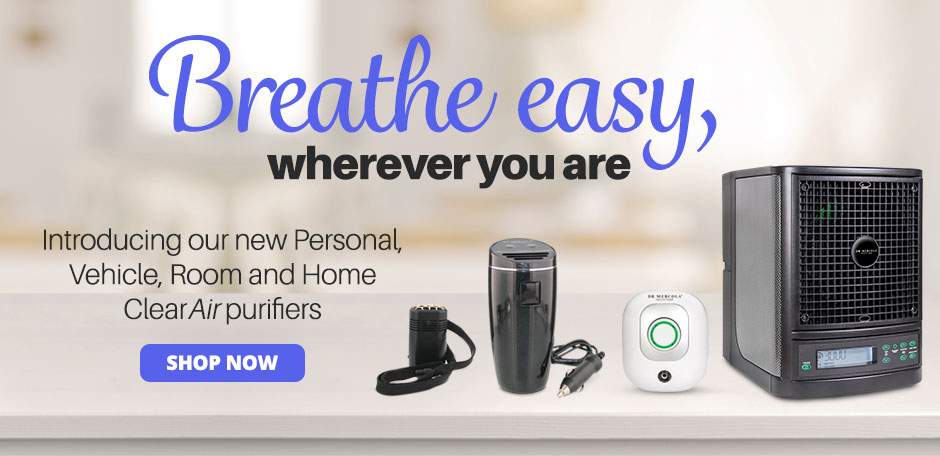 Air Purifiers Introductory Offer Desktop
