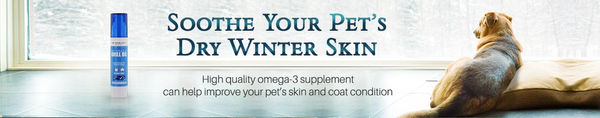 Krill Oil for Pets