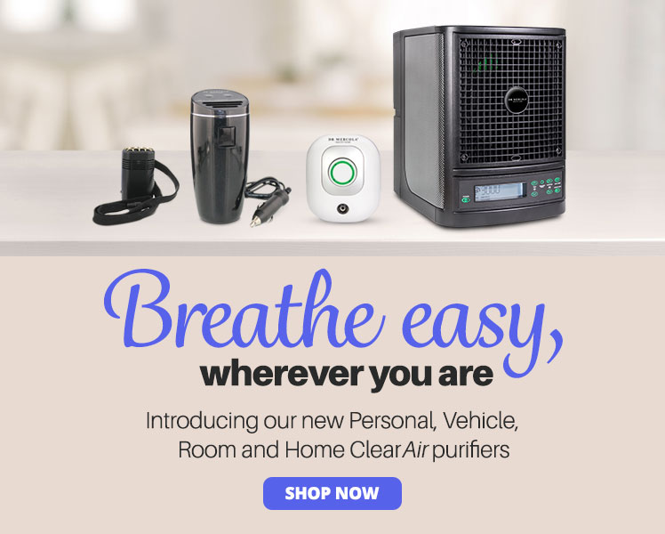 Air Purifiers Introductory Offer Mobile