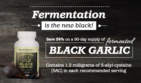 Fermented Black Garlic Special Offer