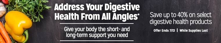 Digestive Health Special Offer