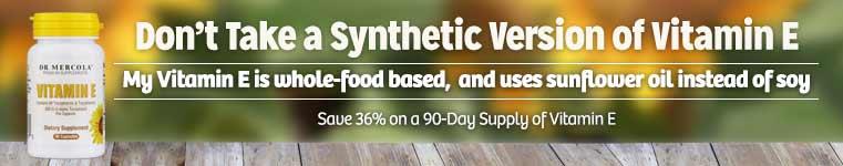 Vitamin E Special Offer