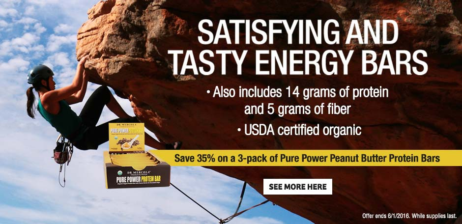 Pure Power Protein Bar Special Offer