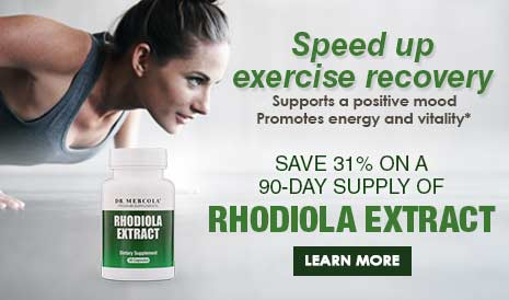 Rhodiola Extract Special Offer