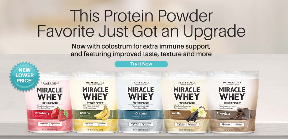 Miracle Whey Introductory Offer