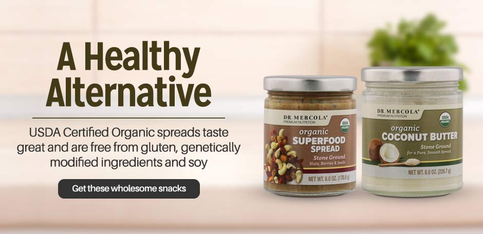 Organic Superfood Spread & Organic Coconut Butter Special Offer
