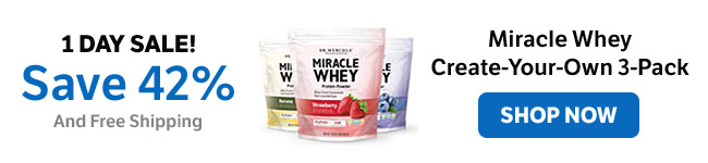 Miracle Whey Protein