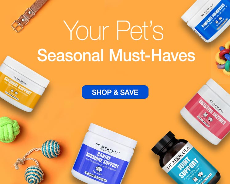 Mercola Pet Seasonal Mobile