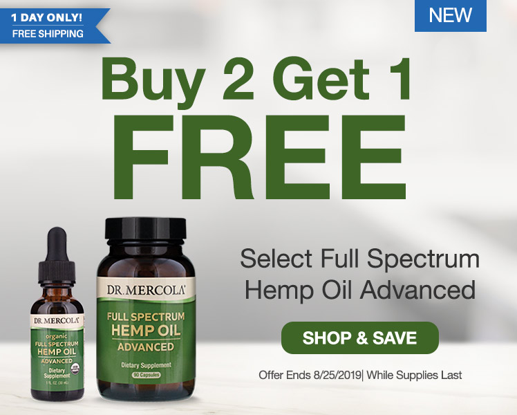 Mercola Special Offer Mobile