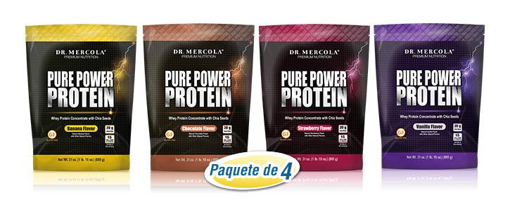 Pure Power Protein 3-Pack Variety
