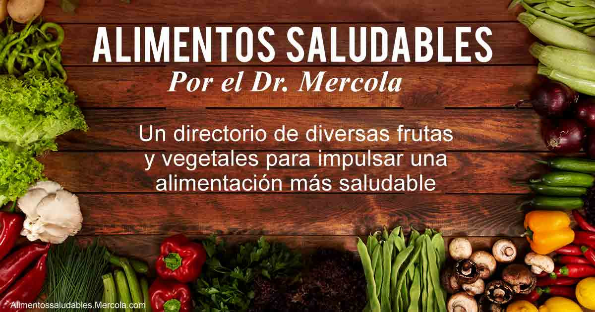 alimentos saludables mercola com