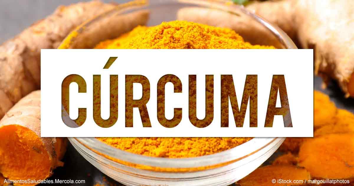 Beneficios de la Currcuma- Mercola.com