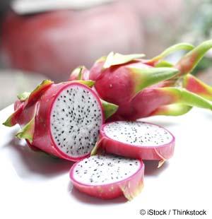 Recetas Fruta del dragon