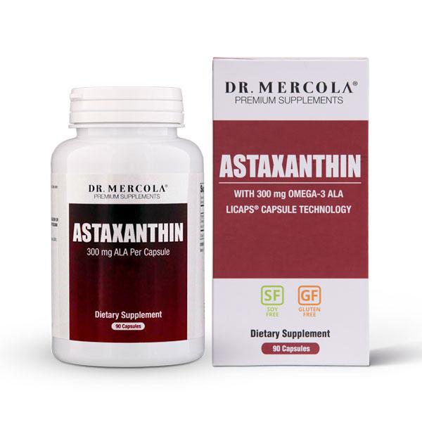 Astaxanthin 3-pack