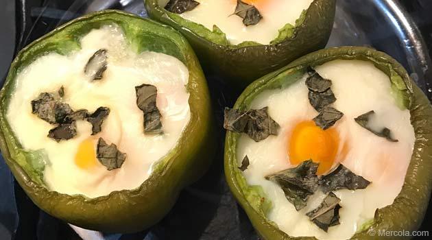 とてもおいしい簡単なピーマン玉子焼き レシピ