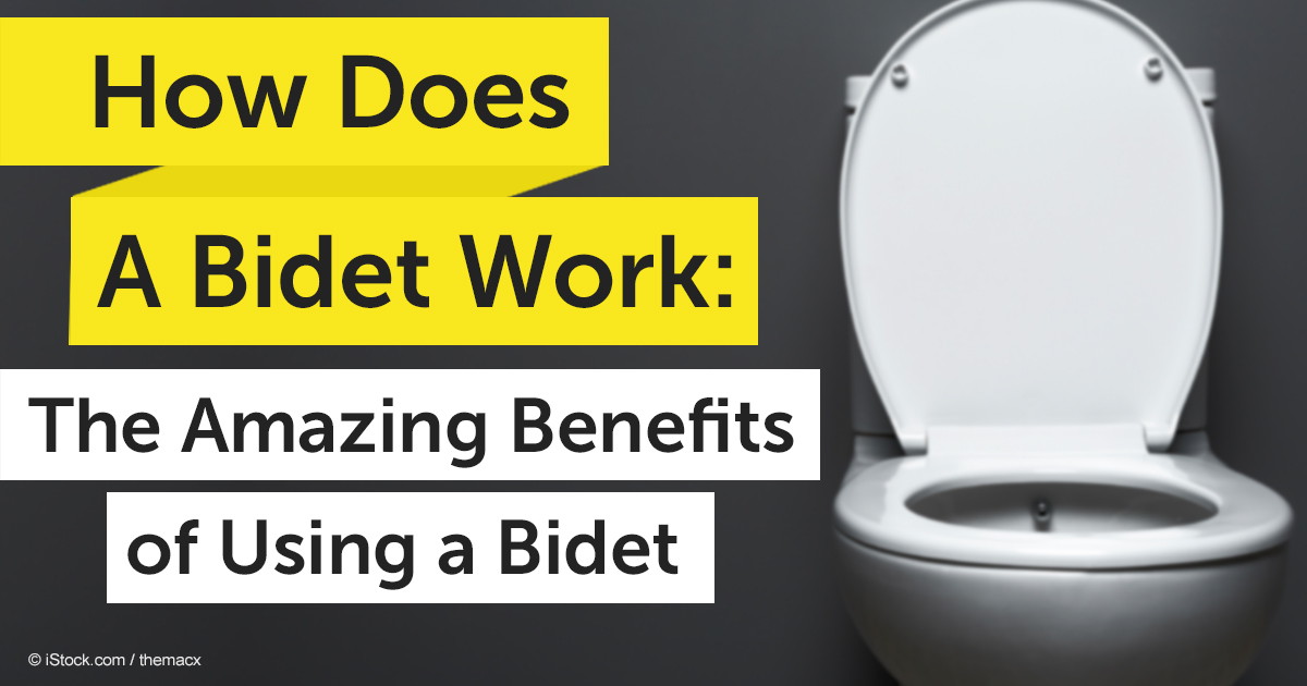 How Does A Toilet Work : How does a bidet work the amazing benefits of using