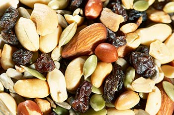 Organic Nuts & Raisins