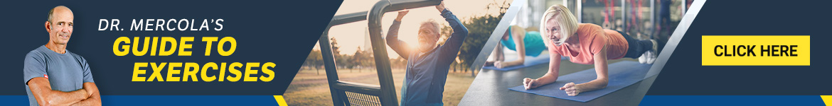 Dr. Mercola's Guide to Exercises
