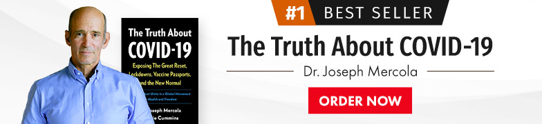 #1 Best-Seller | The Truth About COVID-19 | Dr. Joseph Mercola | Order Now