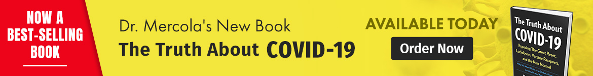 Dr. Mercola's New Book | The Truth About COVID-19 | Available Today