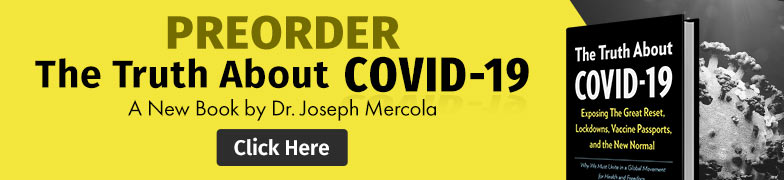 PREORDER | The Truth About COVID-19 | A New Book by Dr.Joseph Mercola
