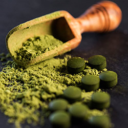 100 Organic Broken Cell Wall Chlorella Supplement