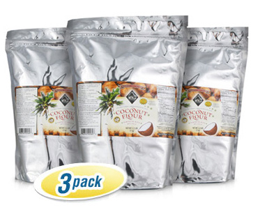 Coconut Flour 3-Pack