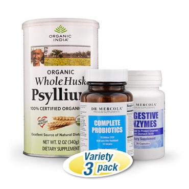 Digestive Health Pack - Complete Probiotics