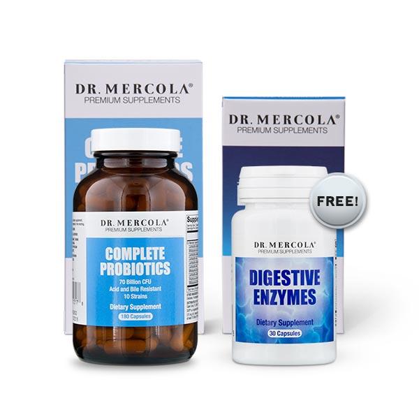 Complete Probiotics 3-month supply