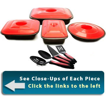Ceramic Bakeware Set