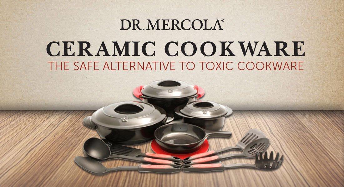 Ceramic Cookware | Safe & Healthy Cookware Set