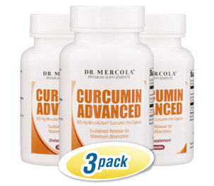 Curcumin Advanced 3-Pack