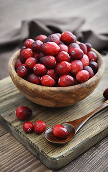 cranberries benefits