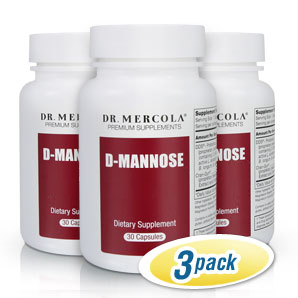 D-Mannose 3-Pack