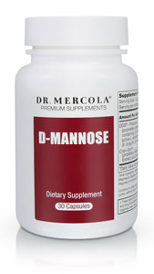 D-Mannose with Cran-Gyn DDS