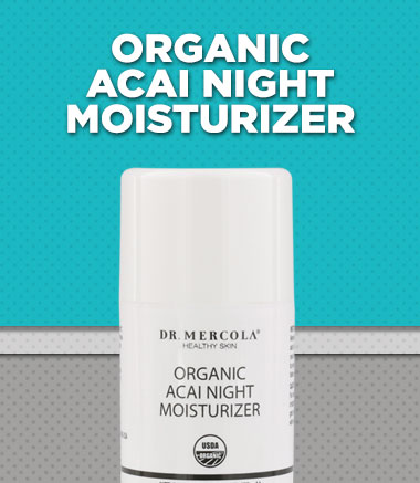 Organic Acai Night Moisturizer