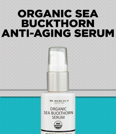 Organic Sea Backthorn Anti-Aging Serum