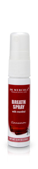 Natural Breath Spray Cinnamon Fresh