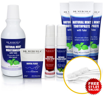 Dr. Mercola's Daily Essential Pack