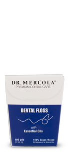 Dr. Mercola's Natural Dental Floss