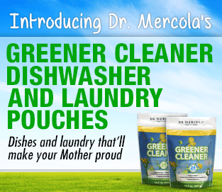 Detergent Pouches Introductory Offer