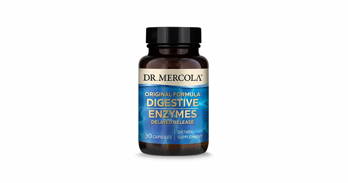 Digestive Enzymes | Digestion Supplement*