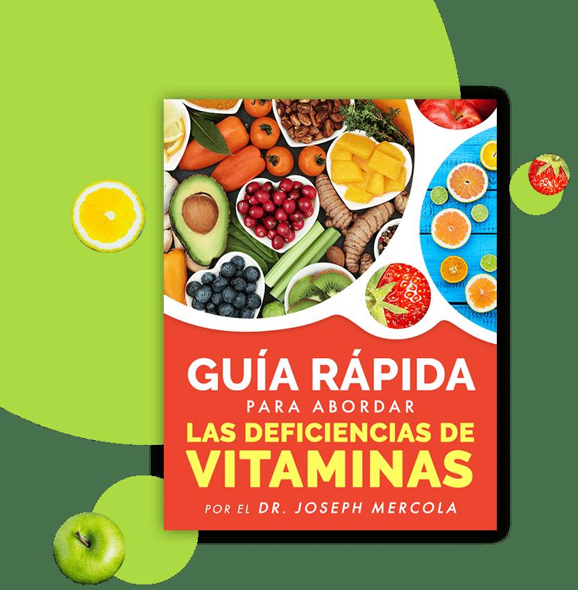 Guía rápida para abordar las deficiencias de vitaminas