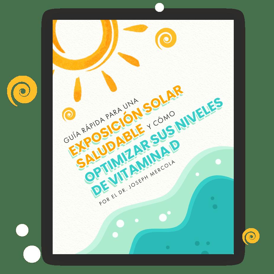 Guía rápida para una exposición solar saludable y cómo optimizar sus niveles de vitamina D