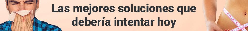 Las mejores soluciones