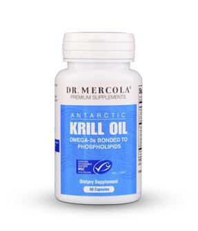 Dr. Mercola's Essential 3 Supplements
