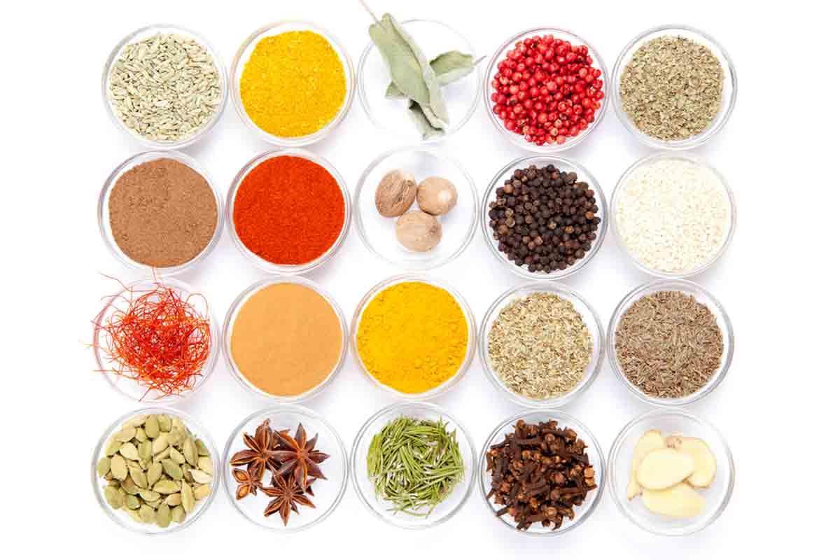 Avoiding Chronic Inflammation With Foods, Herbs and Spices