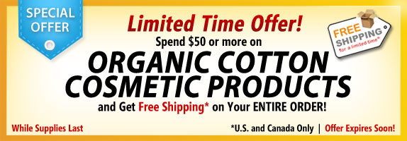 Organic Cotton Special Offer!