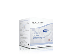 Natural Cotton Ultra Thin Pads Night
